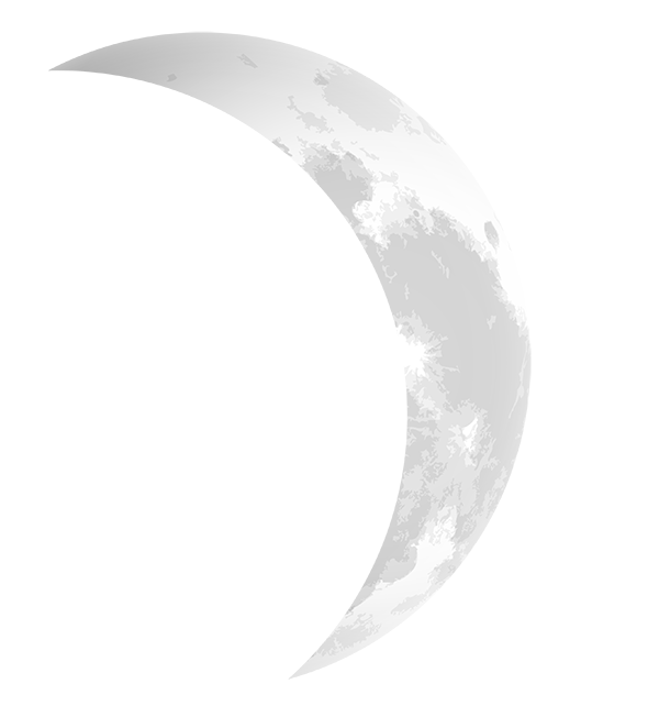 What moon phase were you born on? MoonWC